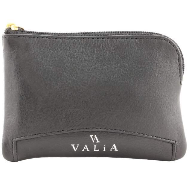 Визитница мужская VALIA 3407-1 черная