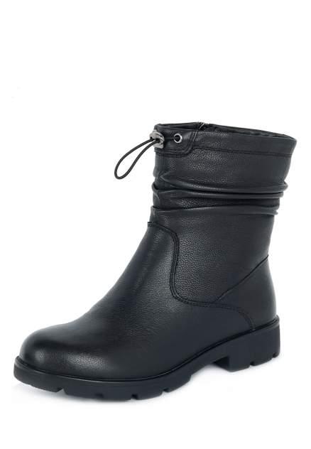 Полусапоги женские Kari 25307980 черные 37 RU
