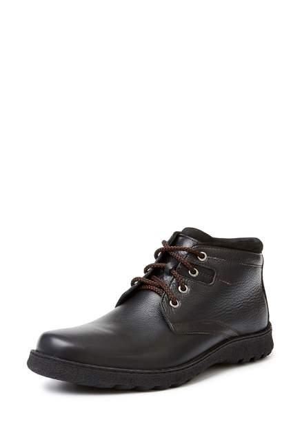 Ботинки мужские Alessio Nesca 26107850 черные 45 RU