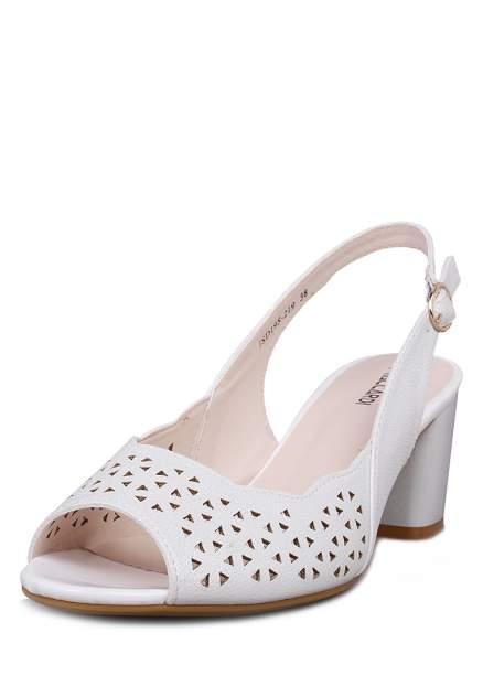 Туфли женские T.Taccardi 018060C0 серебристые 36 RU