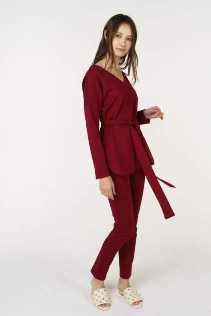 Женский костюм AScool CHE3101, бордовый