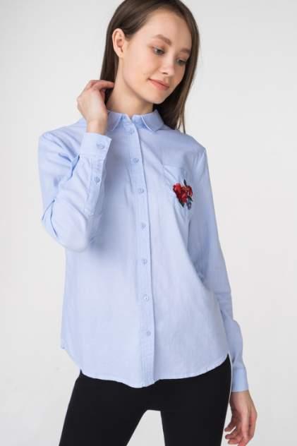 Женская рубашка Incity 1.1.2.18.01.04.00536, голубой