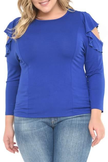 Блуза женская SVESTA C2044BLE синяя 60 RU