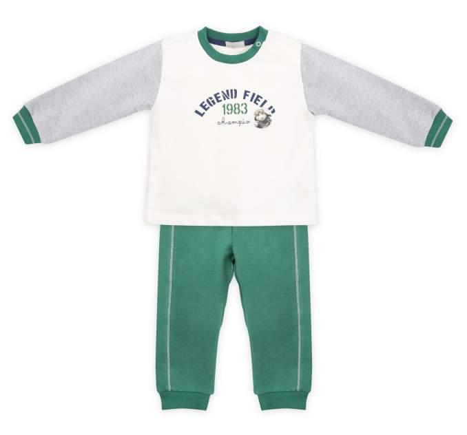 Комплект одежды RBC, цв. зеленый р.68
