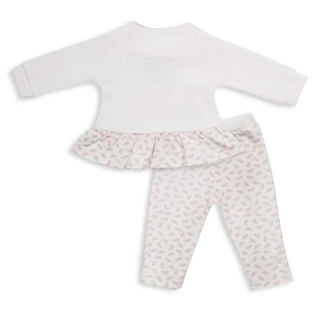Комплект одежды RBC, цв. розовый р.80