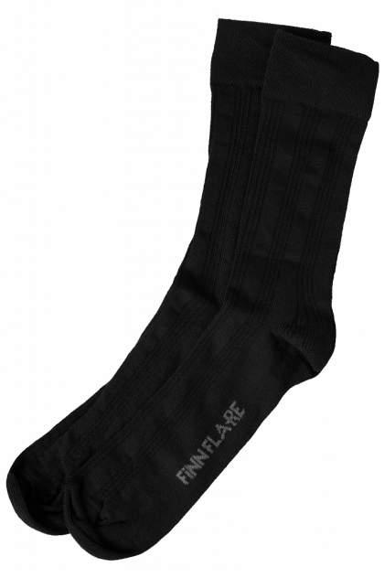 Носки мужские Finn Flare B19-21140 черные L