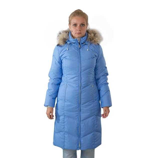 Пуховое пальто  ROUTE V3 4149B-9300-L ГОЛУБОЙ L