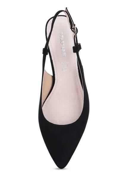 Туфли женские T.Taccardi 710018170 черные 36 RU