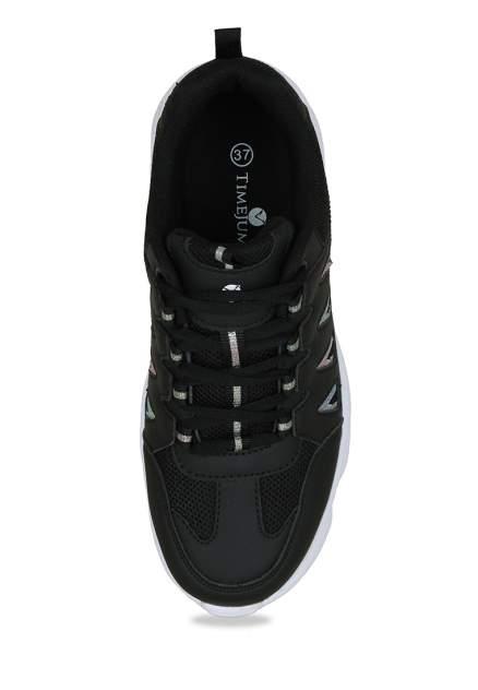 Кроссовки женские TimeJump 710019359 черные 40 RU
