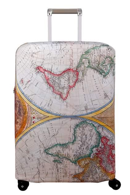 Чехол для чемодана Routemark Atlas SP240 желтый M/L