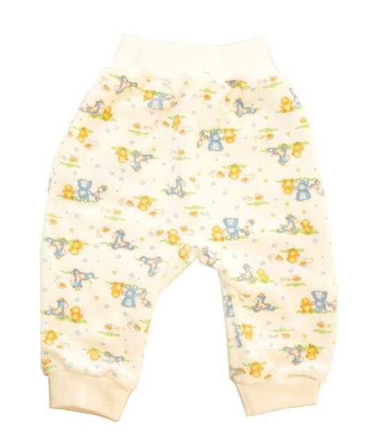 Ползунки детские Осьминожка-штанишки без следа цв. бежевый р.62