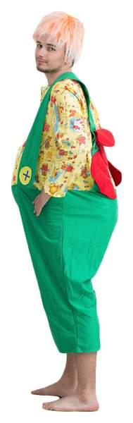 Карнавальный костюм Бока Карлсон, цв. зеленый р.175