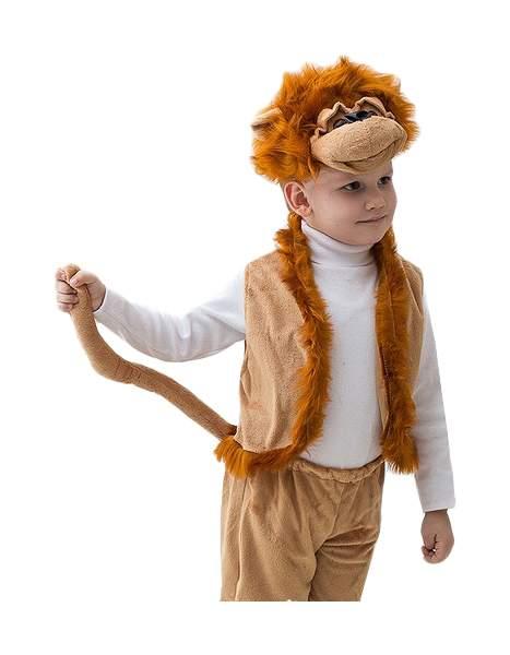 Карнавальный костюм Бока Обезьянка 1054 рост 116 см