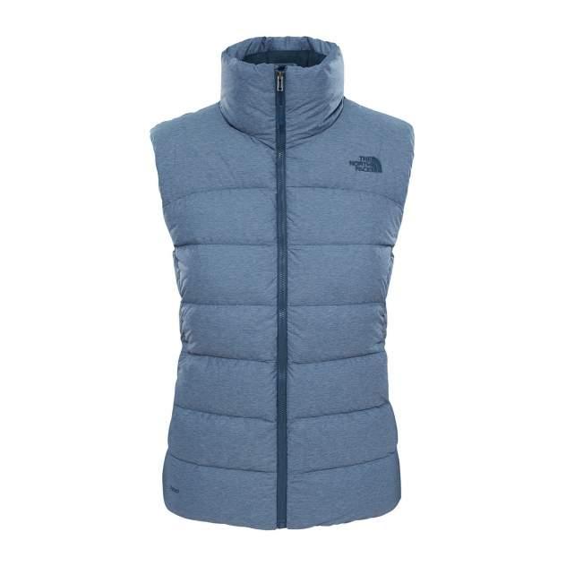 Жилет женский The North Face Nuptse Vest T933PA синий, размер L