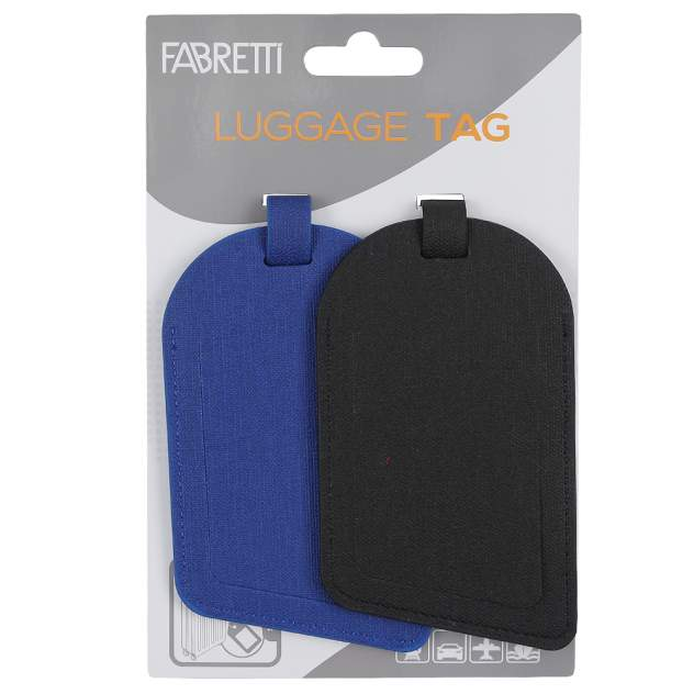 Бирка для багажа Fabretti 69509