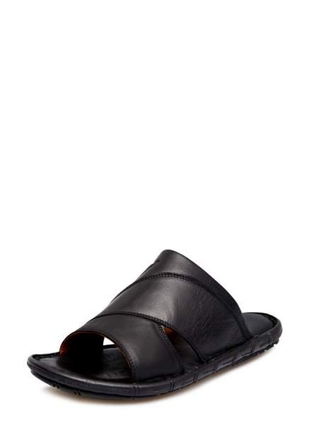 Шлепанцы мужские Pierre Cardin 03106110, черный