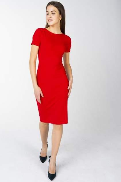 Женское платье Incity 1.1.2.18.01.44.03254, красный