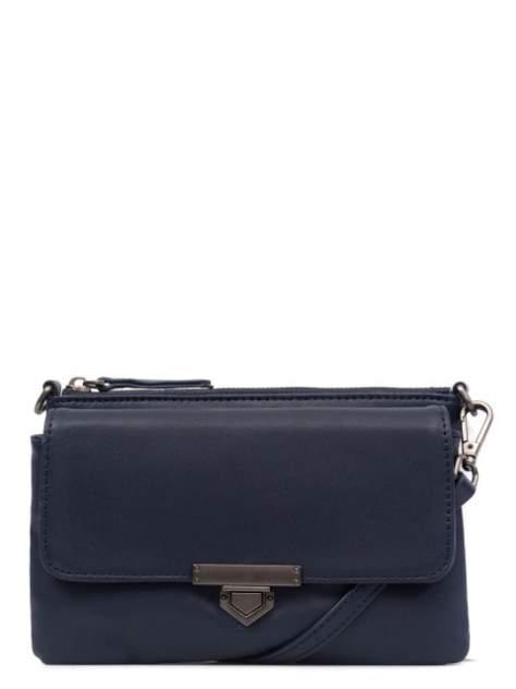 Клатч женский кожаный Labbra L-HF1900 01-00027978 синий