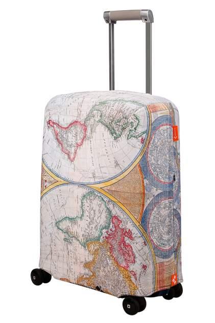 Чехол для чемодана Routemark Atlas SP240 желтый S