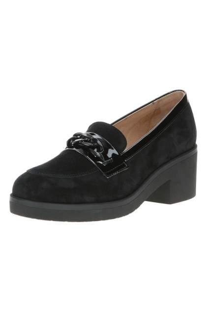 Лоферы женские RICONTE 2-218881802 черные 38
