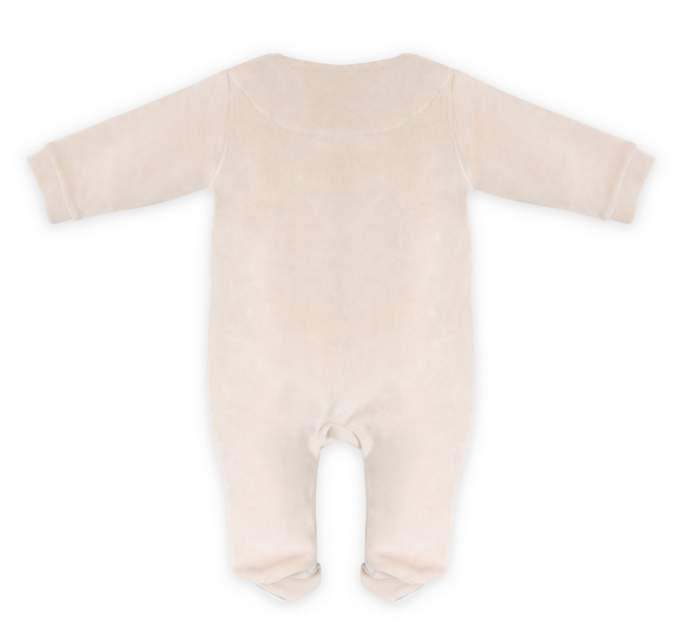 Комбинезон детский RBC МЛ 383190 бежевый р.56