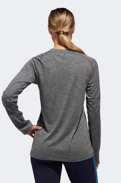 Лонгслив женский Adidas DU3487 серый M