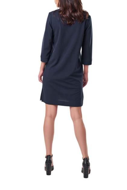 Платье женское Fly 898-08 синее 40 RU