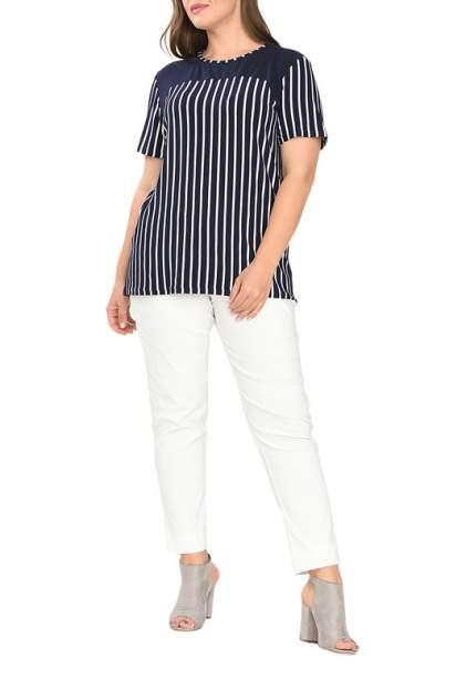 Блуза женская SVESTA C2267BLEF синяя 68 RU