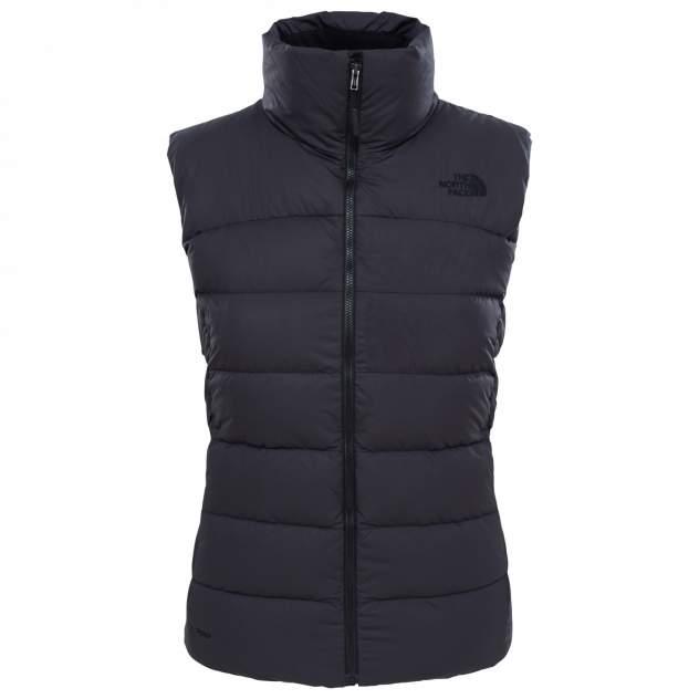 Жилет женский The North Face Nuptse Vest T933PA черный, размер L