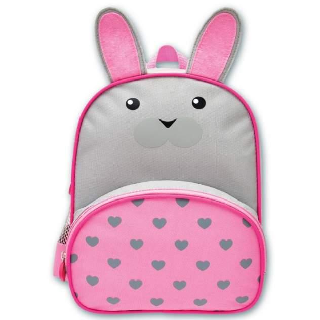 Рюкзак детский Феникс+ Зайка на сером 46390