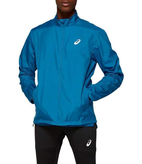 Куртка Asics Silver Jacket, blue, XS