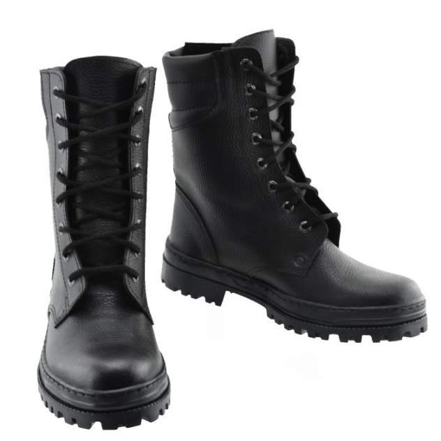 Мужские ботинки ОбувьСпец B-01 Берцы, черный