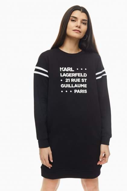 Женское платье Karl Lagerfeld 201W1805_999, черный