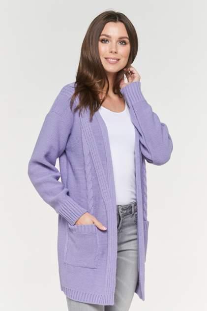Жакет женский VAY 192-1613 фиолетовый 54 RU