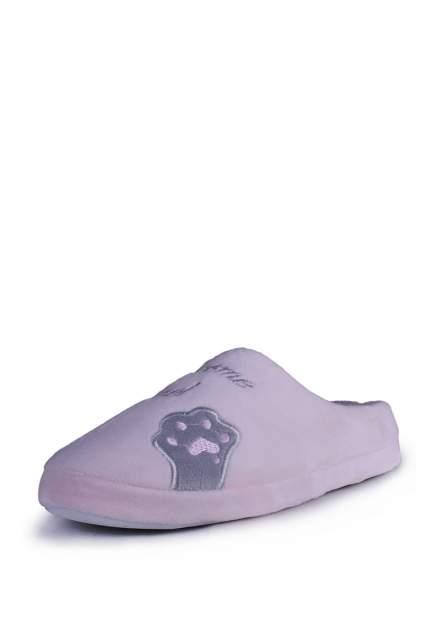 Домашние тапочки женские T.Taccardi 01107180 розовые 36 RU