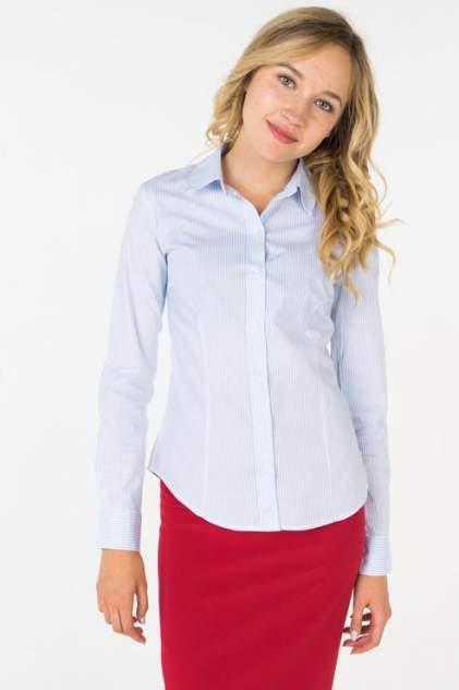 Рубашка женская Incity 1.1.2.18.01.04.00676/002125 голубая 42 RU