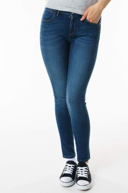 Женские джинсы  Wrangler W28KX785U, синий