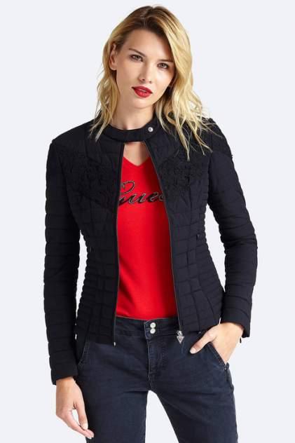 Куртка Guess W93L58W6NW0JBLK, черный