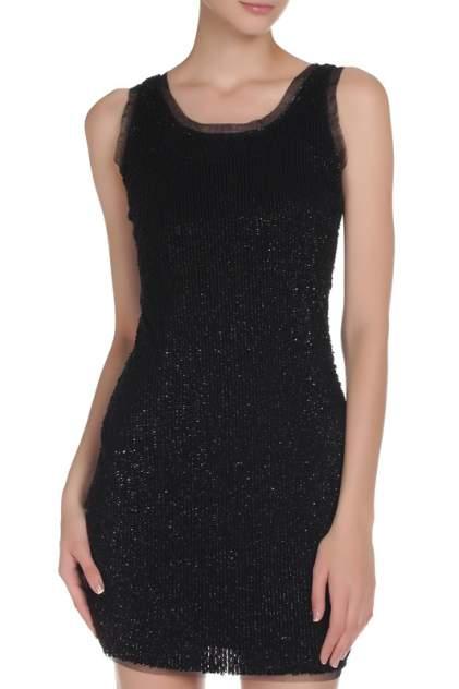 Платье женское PINKO TAG G86155042 черное 40 IT