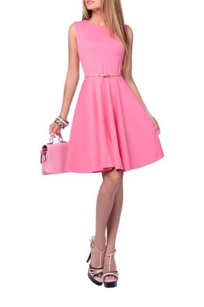 Платье женское FRANCESCA LUCINI F0710-8 розовое 42 RU