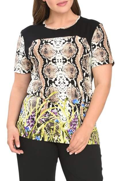 Блуза женская SVESTA C2299NOBE черная 68 RU