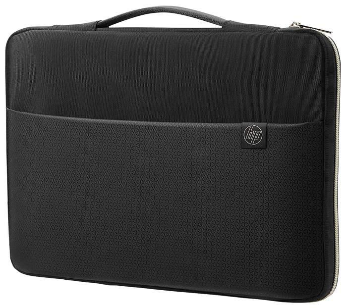 """Чехол для ноутбука 15.6"""" HP Carry Sleeve Carry Sleeve Black/Silver"""