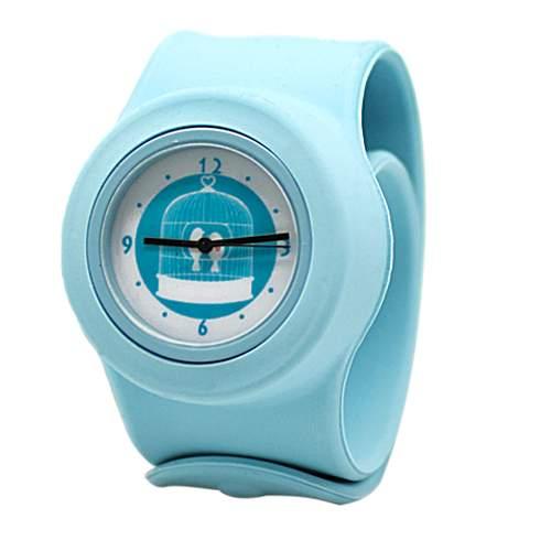 Наручные часы кварцевые женские Kawaii Factory Blue Birds KW093-000061