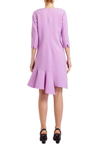 Платье женское BGN S19D214 фиолетовое 38 FR