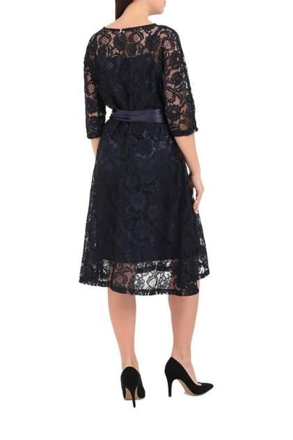 Платье женское Mankato М-943-2(11) синее 46 RU