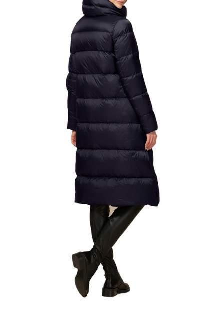 Пуховик-пальто женский Conso WDL 190509 - SAPPHIRE синий 40 RU
