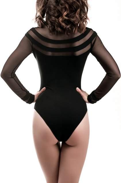 Боди женское GRACIJA-RIM 81161-000052 черное 40 EU