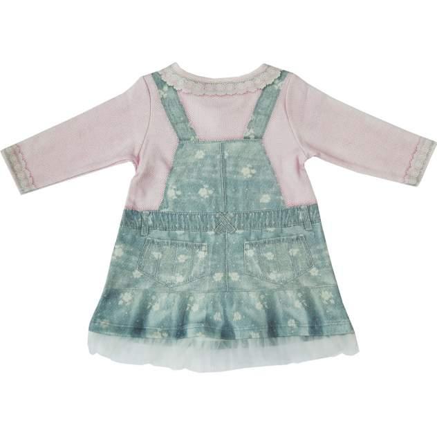 Платье Папитто Fashion Jeans с длинным рукавом р.26-92, 577-07
