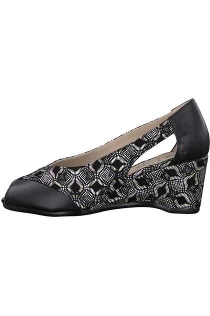 Туфли женские Be natural 8-8-22442-20-008/290 черные 40