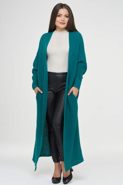 Жакет женский VAY 182-1575, зеленый